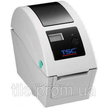 Настольный термопринтер печати штрих-кодов tsc tdp 225