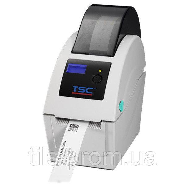 Настольный термопринтер печати этикеток tsc tdp 225 w