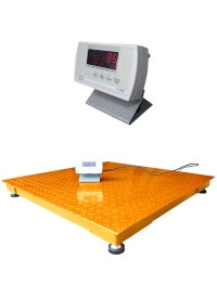Промышленные электронные платформенные весы ЗЕВС™ ЭКОНОМ тип ВПЕ 1010 до 2 тон