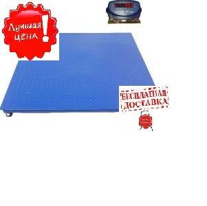 Платформенные весы УВК-П1212 до 3 тон