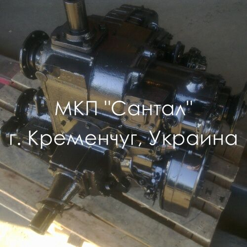 Transfer (razdatka) case of KRAZ, spare part KRAZ, sale, delivery