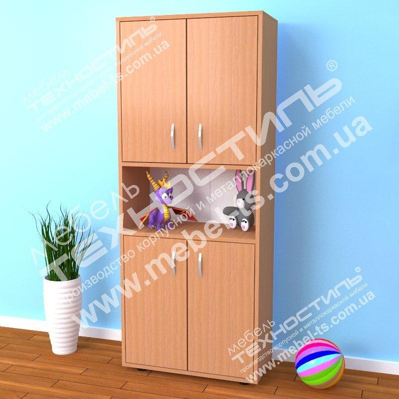 Шкаф для детских садов (М-152)