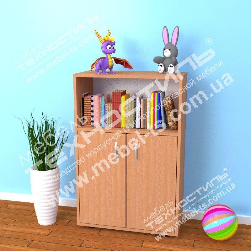 Шкаф для игрушек (М-91)