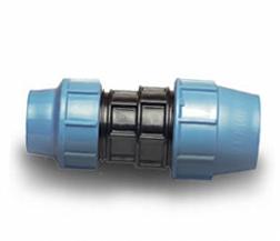 Купить Муфта редукционная, ПЭ-ПЭ, диаметр 50х40 мм