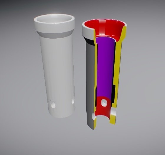 Buy Submerged Entry Nozzle. Refractory materials of tundish