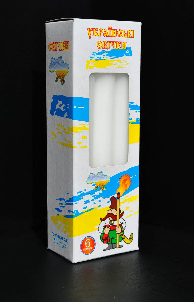 Свечи хозяйственные НГЦ Ø 22х185-1.1