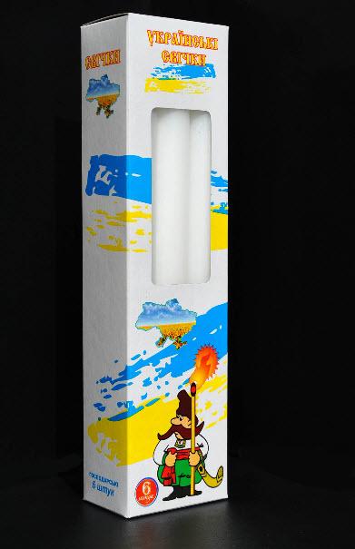 Свечи хозяйственные НГЦ Ø 22х250-1.1