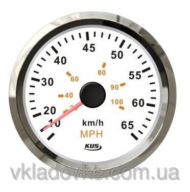 Купить CMSB-WS-60L спидометр GPS белый