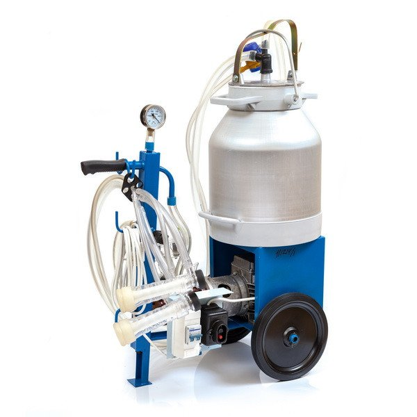 Buy The milking machine for goats of AID-1 (oil)