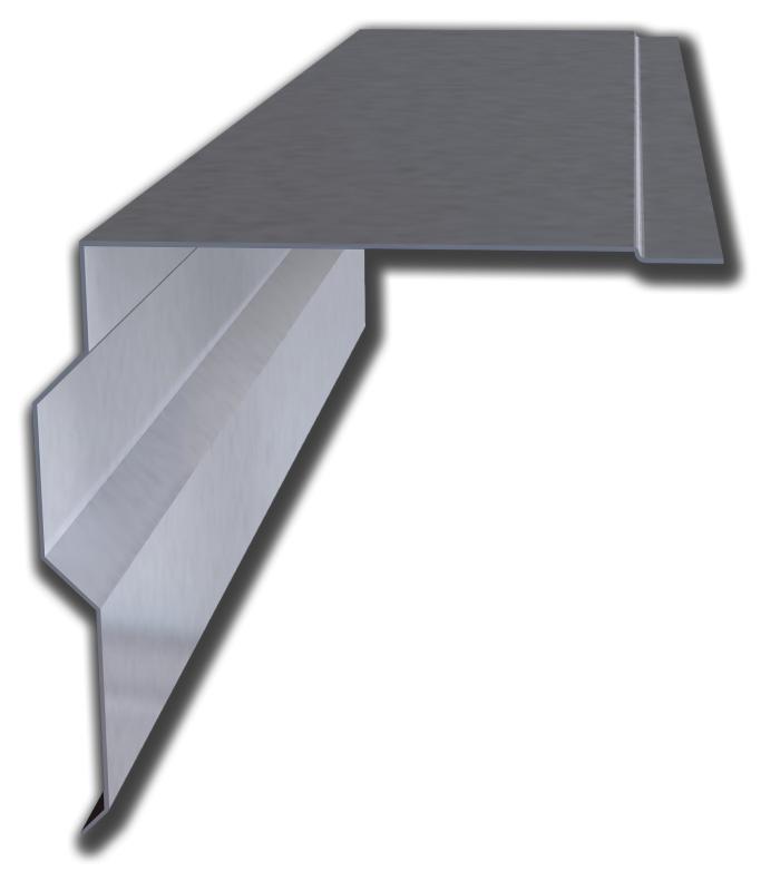 Buy Level eaves Zinc