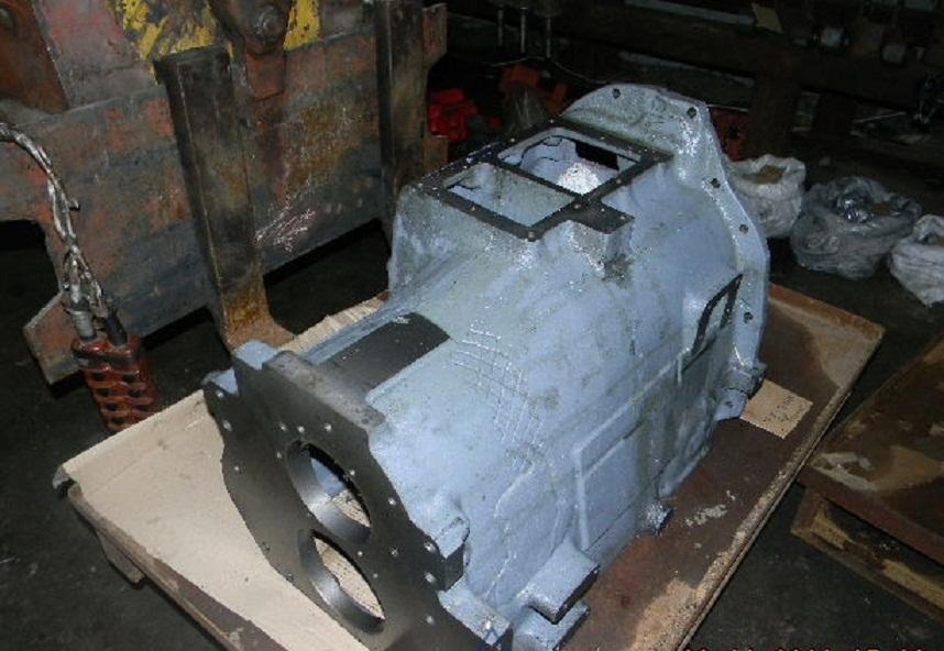Купить Корпус 155.37.101-01 коробки передач фронтального погрузчика ХТЗ Т-156Б-09-03
