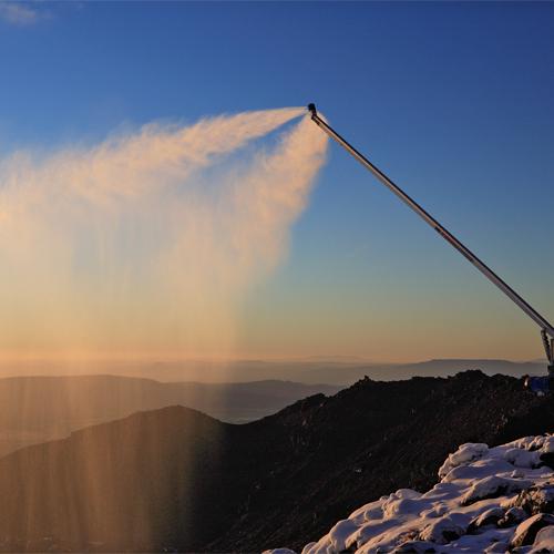 Купить Аренда и прокат систем оснежения.Аренда оборудования для производства искусственного снега.