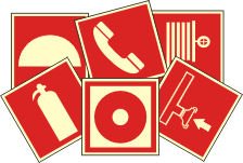 Buy Signs of fire safety