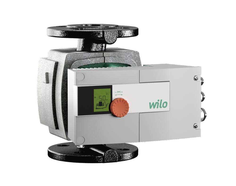 Циркуляционный насос с мокрым ротором Wilo Stratos
