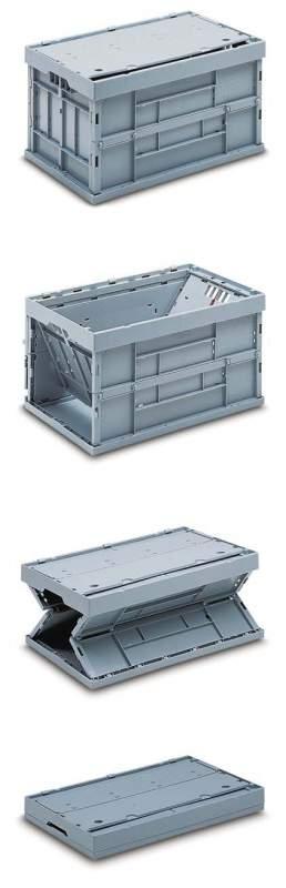 Складной ящик,контейнер, системы экономия места