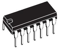 Купить Мiкросхеми CD40 49UBP (HEF) (К561ЛН2)
