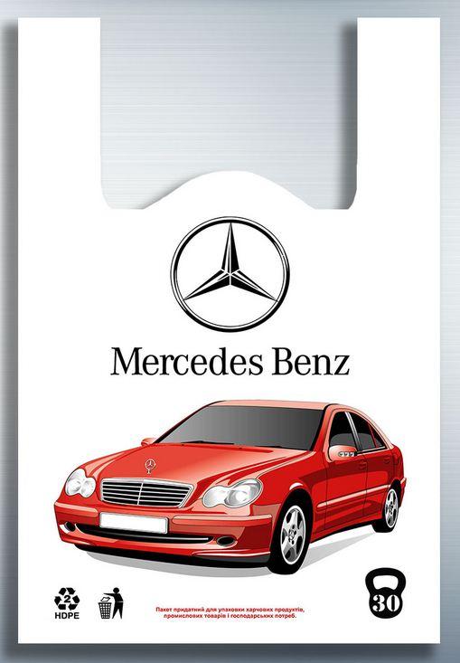Пакет-майка Mercedes-Benz