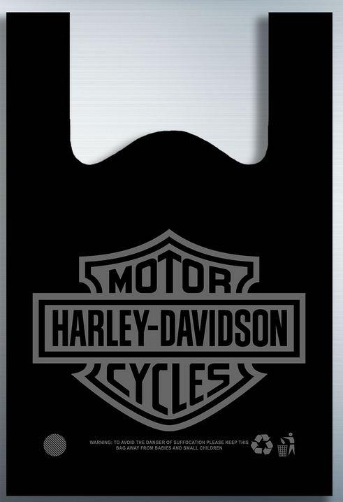 Пакет-майка Harley Davidson