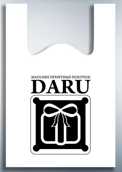 Пакет-майка Daru
