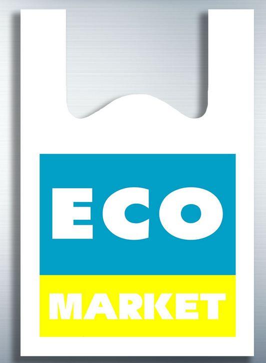 Пакет-майка Eco Маркет