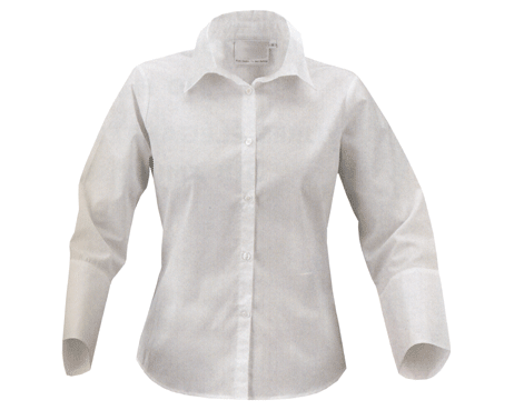 Buy The blouse is white
