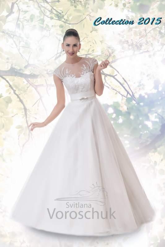 Платье свадебное, модель 15-6