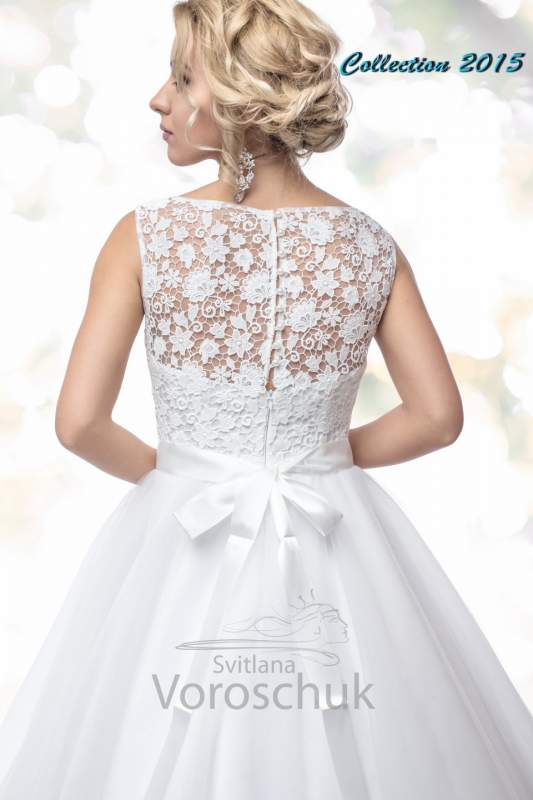 Платье свадебное, модель 15-20
