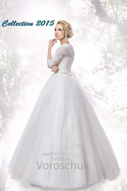 Платье свадебное, модель 15-21