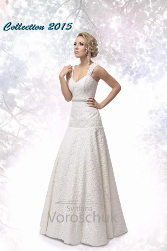 Платье свадебное, модель 15-22