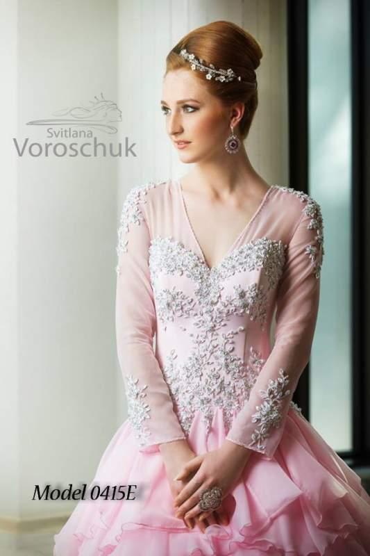 Платье свадебное, модель 15-04