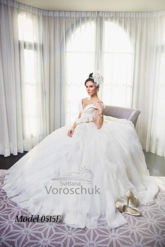 Платье свадебное, модель 15-05