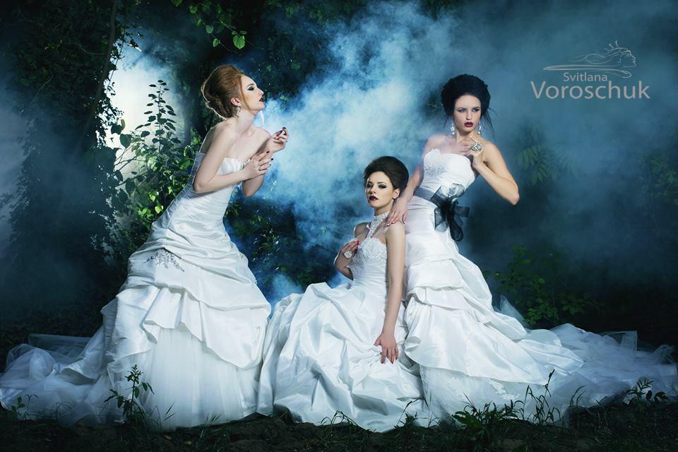 Платье свадебное, модель 15-08