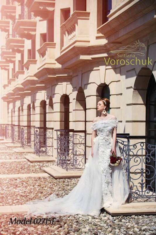 Купить Платье свадебное, модель 15-026
