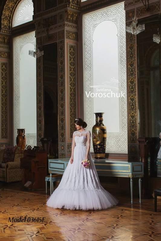 Платье свадебное, модель 15-36