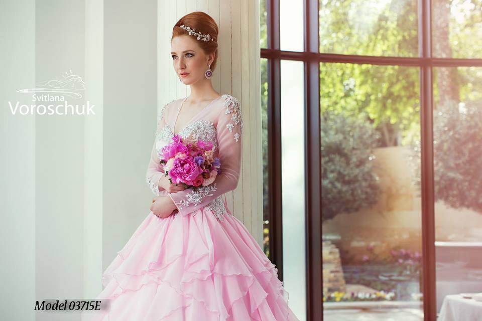 Платье свадебное, модель 15-37