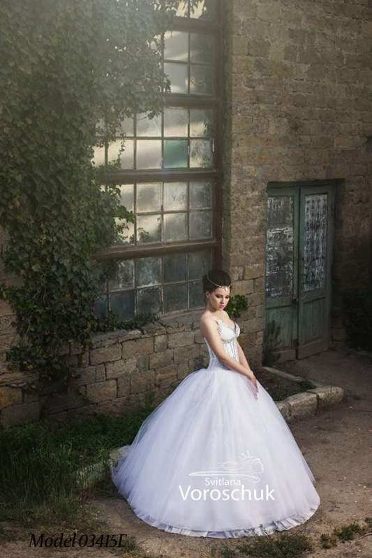 Платье свадебное, модель 15-38