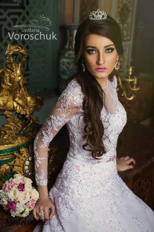 Платье свадебное, модель 15-51