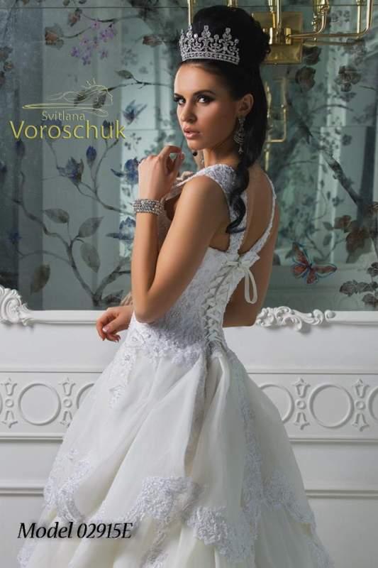 Платье свадебное, модель 15-60
