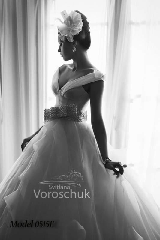 Платье свадебное, модель 15-61