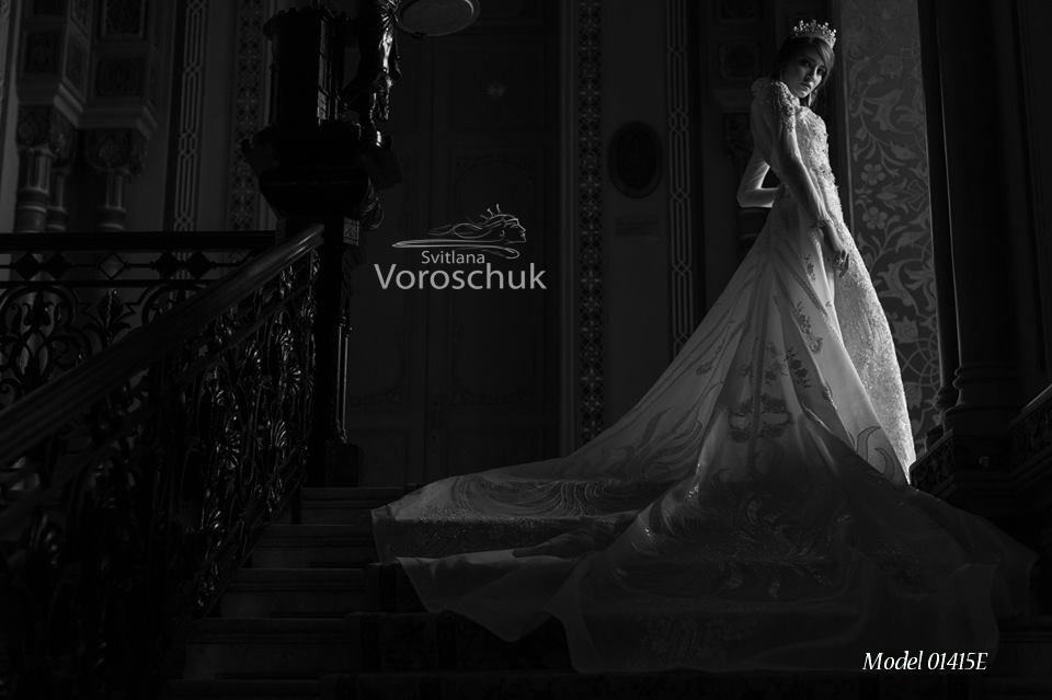 Платье свадебное, модель 15-63