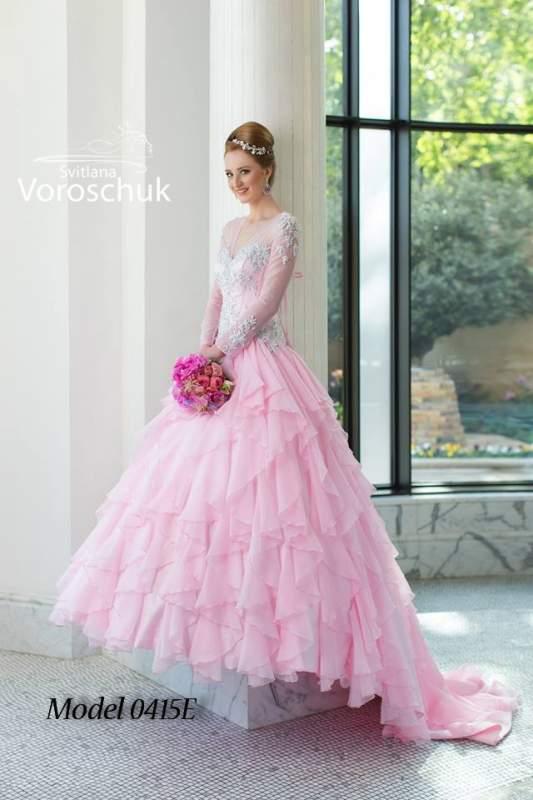 Платье свадебное, модель 15-64