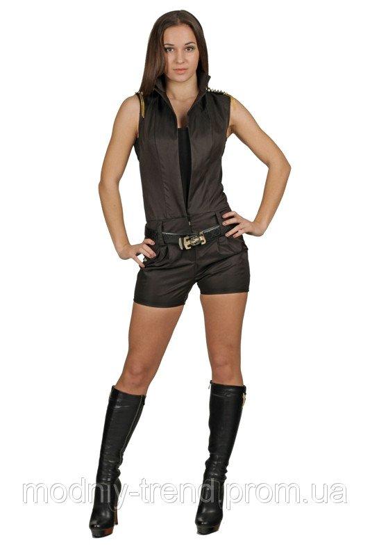 Модний літній жіночий комбінезон із шортиками купити в Одеса 86822e80fe91a