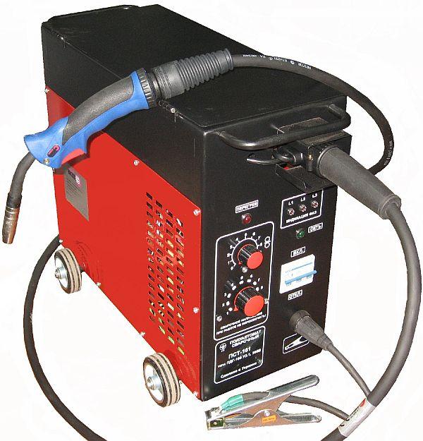 Купить Передвижной сварочный полуавтомат ПСТ-161