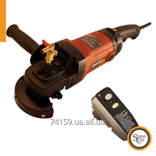 Buy The angular grinder with the central water supply of STONECRAFT-100-1200RSD