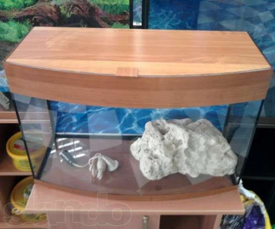 Sale of new factory aquariums on the lowest the prices