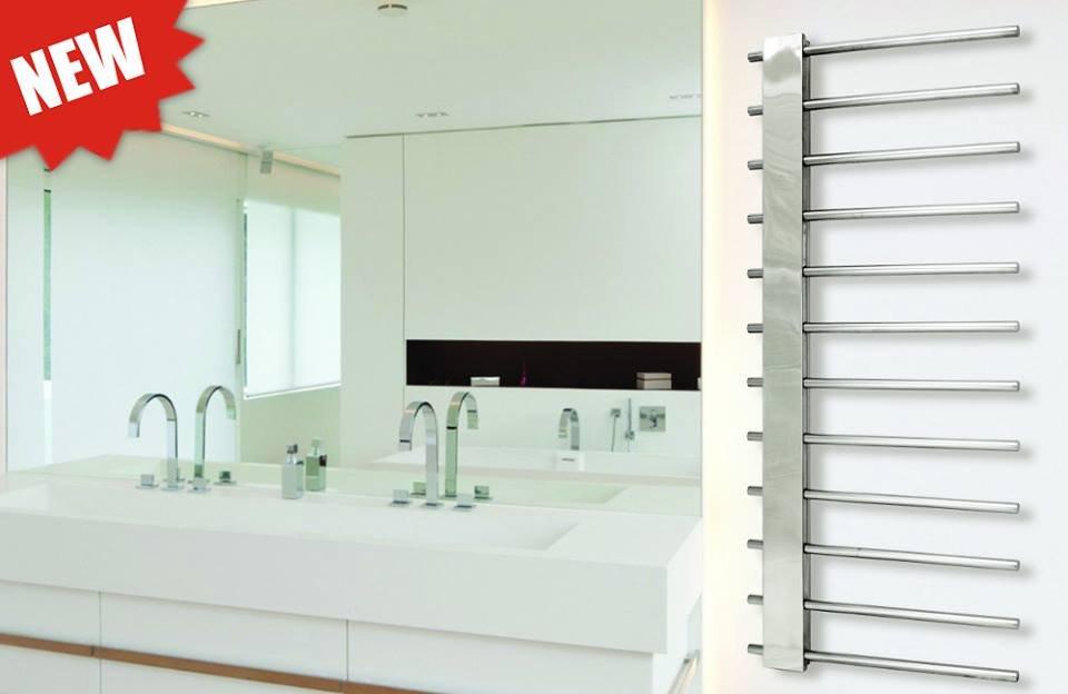 Buy Heated towel rail water Premium Comfor