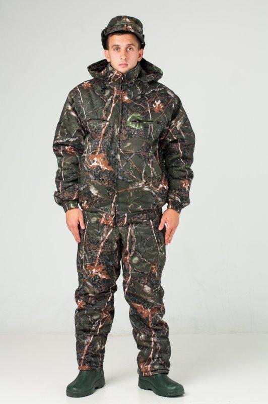 американский костюм для рыбалки