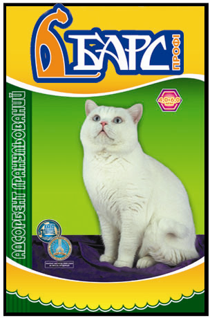 Купить Наполнитель для кошачьих туалетов Барс Профи без аромата