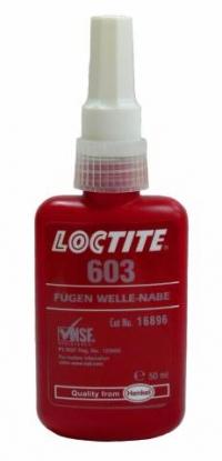 Купити Анаеробний склад Loctite 603 (50 мол.) Локтайт 603