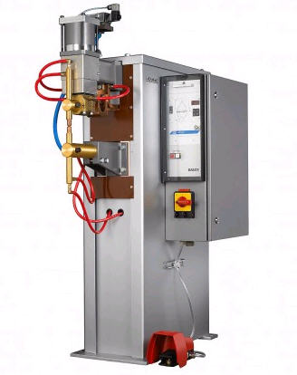 The car of contact spot welding PL-40/63 - PL-80/100